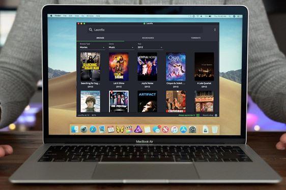LeonFlix For Mac